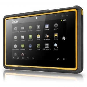 Getac Z710 Rugged Tablet